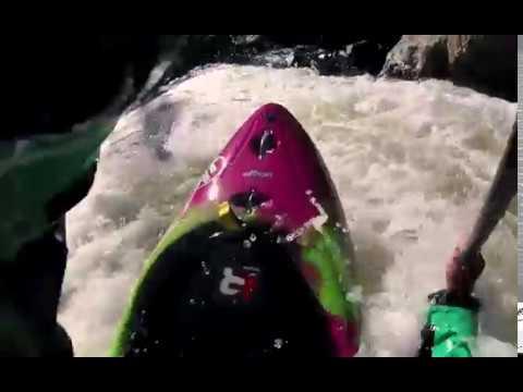 Whitewater Kayaking: Big South