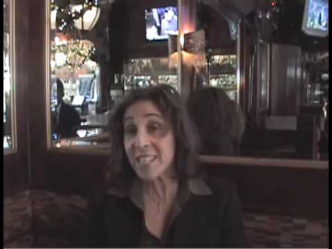 Cathy Brooks Of Le Web 3 Interview Part One - The Web and Blogging