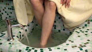 Как быстро восстановиться после перелома голеностопа и разрыва связок в домашних условиях(Удивительный и эффективный способ восстановления голеностопа, различных серьезных ушибов, повреждения..., 2016-01-22T08:41:14.000Z)