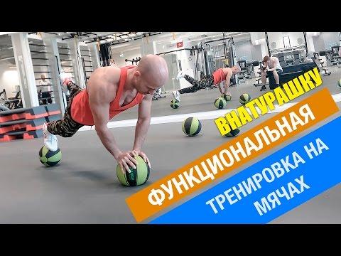 Тренировочная программа по укреплению мышц кора.