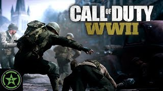 AH Live Stream - Call Of Duty WWII