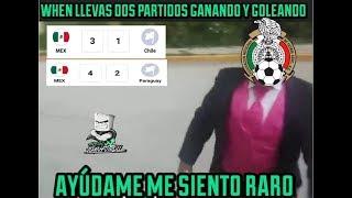 MEMES MÉXICO VS PARAGUAY 4-2| MEMES FECHA FIFA|MEMES LESIÓN DE CRISTIANO