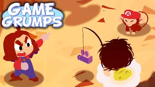 Game Grumps Animated - That Monkey Stole My Hat!! - by Temmie Chang
