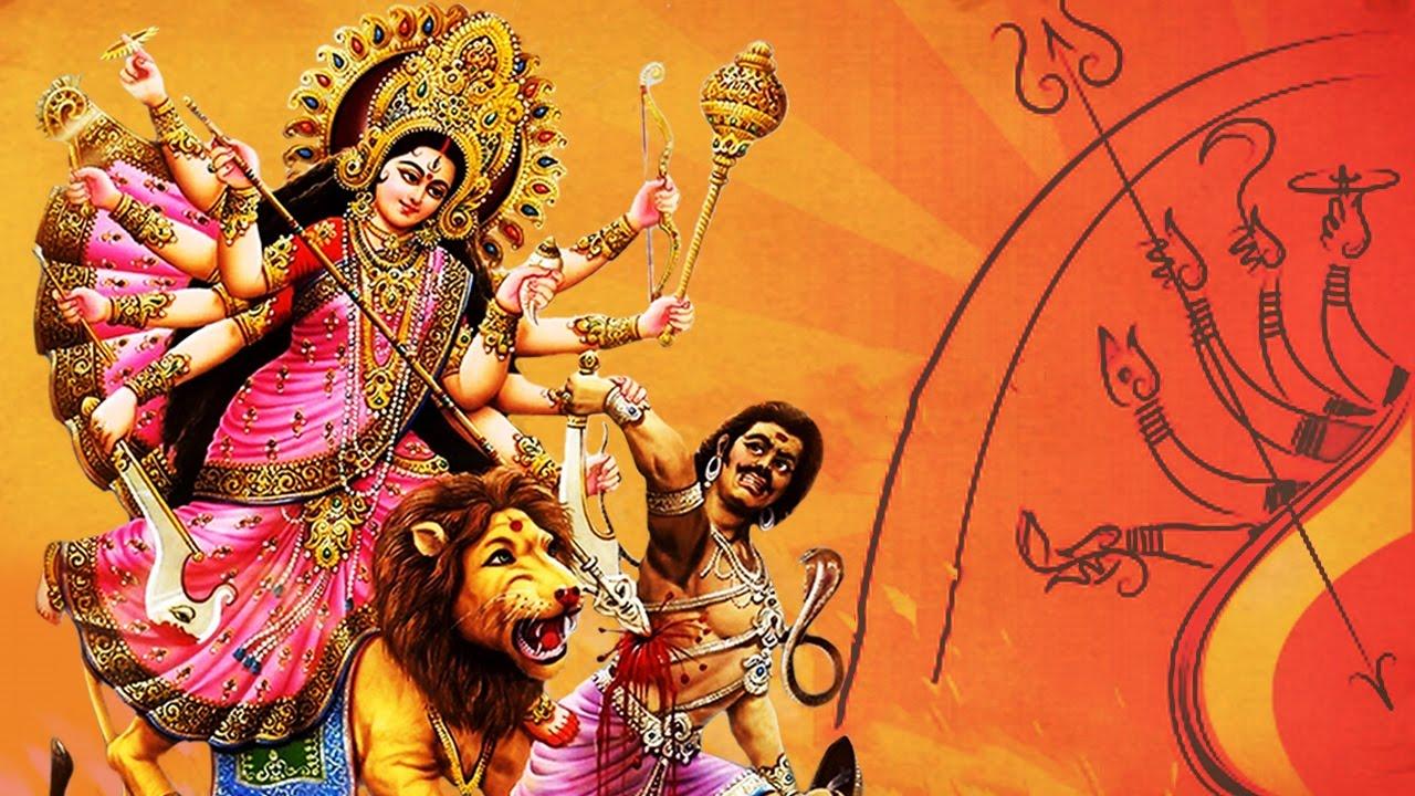 Image result for Mahishasura Mardini'