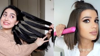 amazing-diy-hairstyles-tutorial-compilation-back-to-school-heatless-hairstyles