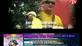 Bill & Brod - Singkong Dan Keju [Official Music Video]