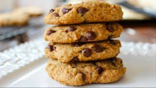 Vegan Choc Chip Cookie RECIPE O.M.G