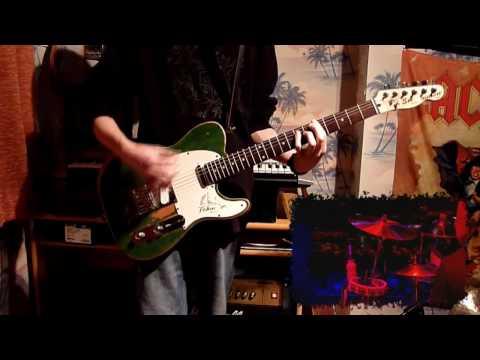The Oriental - Status Quo guitar Cover