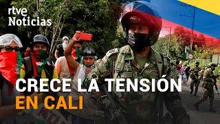 COLOMBIA: Civiles armados disparan contra indígenas en CALI, epicentro de las protestas | RTVE