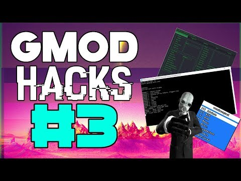 GMOD HACKS #3 (IdiotBox, Venom, C++ Bhop) FREE DOWNLOAD 2017 | NO VAC