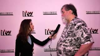 Courier Interview at ThrillerFest