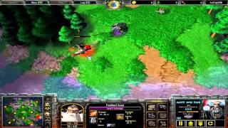Romantic(HU) vs Alice(NE) - Game 1 - WarCraft 3 Frozen Throne - RN1355