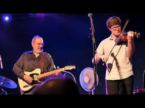 "David Bromberg Quintet 2017-09-21 Arden Gild Hall  Arden DE ""First Time She Quit Me"""