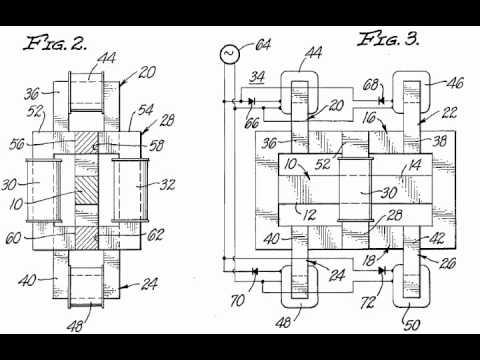 Motionless Electromagnetic Generator
