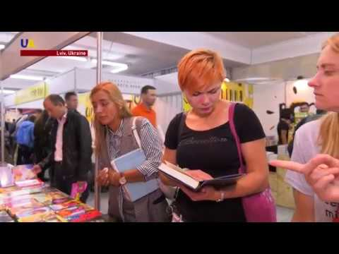 International Publishers and Book Lovers Flock to Lviv For Annual Forum