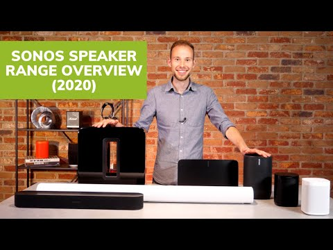 sonos-wireless-speaker-&-soundbar-range-overview-2020