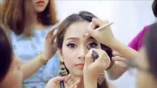 mất niềm tin vào mấy bạn nữ, makeup quá ảo
