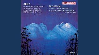 Gammelnorsk romanse med variasjoner (Old Norwegian Melody with Variations) , Op. 51 (version...
