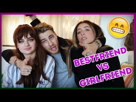 GIRLFRIEND VS BESTFRIEND CHALLENGE...  Cameron Fuller