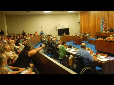 ALIKA & ELLE COCHRAN TRYING TO UNITE MAUI COUNCIL...