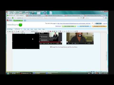 Embed YouTube Video HTML Into Your Website Builder