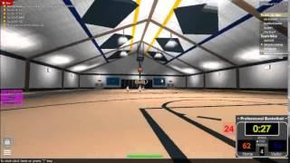 Partido de baloncesto de Roblox (NO ADMIN)