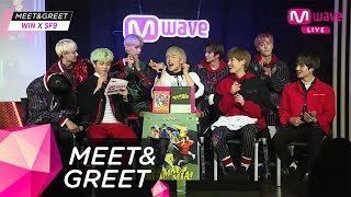 [MEET&GREET] 180319 SF9 4TH MINI ALBUM 'MAMMA MIA!' (FULL/ENG SUB)