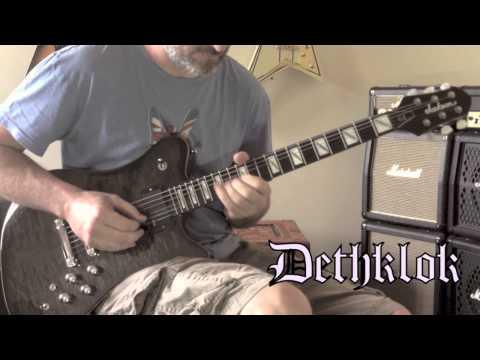 Dethklok - Thunderhorse Guitar Cover