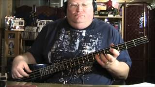 Stand By Me Ben E King Bass Cover