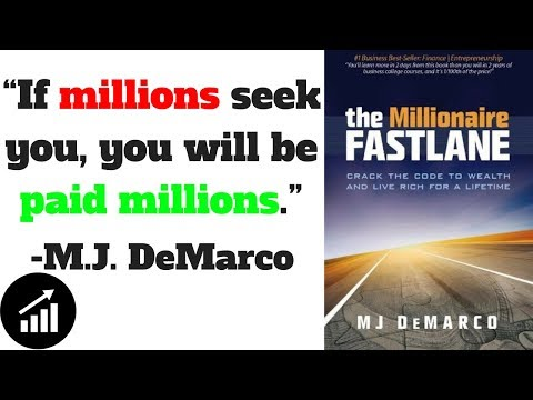 #32 - The Millionaire Fastlane: Crack the Code to Wealth and Live Rich for a Lifetime! - Book Review