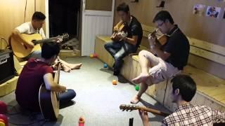 GIẤC MƠ TRƯA - LỚP GUITAR NÂNG CAO