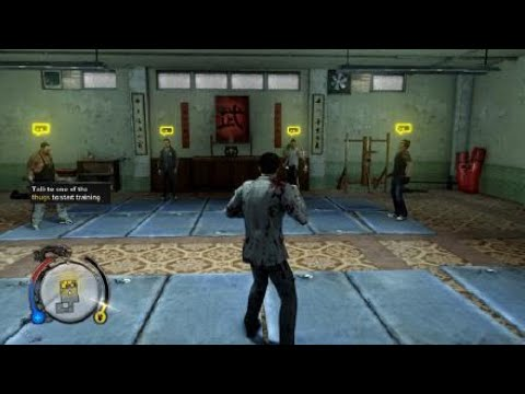 Sleeping Dogs: Definitive Edition i glitched the game |