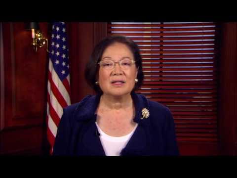 Senator Mazie Hirono Delivers Weekly Democratic Address