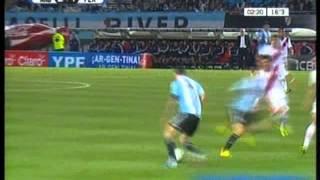 Argentina 3 Peru 1 (Relato Walter Nelson) Eliminatorias Rumbo a  Brasil 2014 Los goles (11/10/2013)