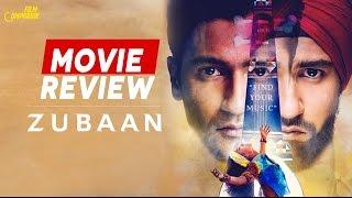 Zubaan   Movie Review   Anupama Chopra