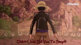 One Piece - Monster Trio [AMV] Epic Moments