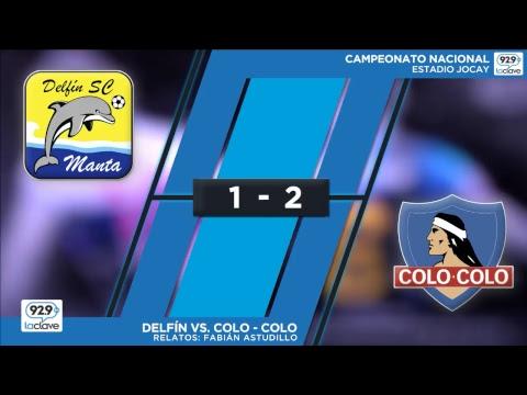Cónclave en la Cancha   Copa Libertadores - Colo-Colo vs Delfín   Miércoles 2 de Mayo