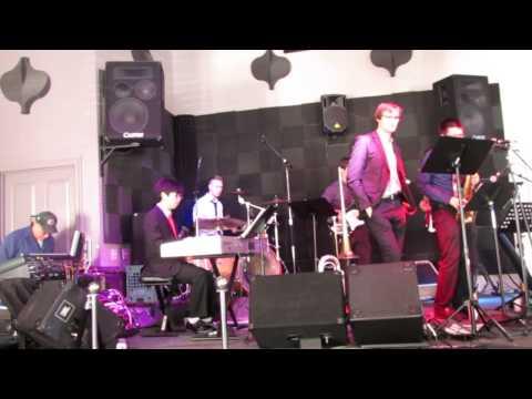 Cal Poly SLO Jazz Combo at D'Anbino Cellars April 2014