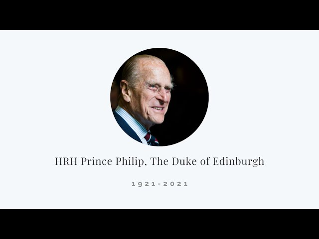 Time to Toast in honour of His Royal Highness Prince Philip, Duke of Edinburgh