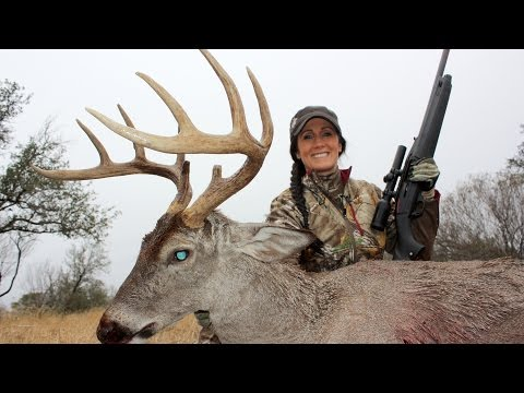 Melissa Bachman- Texas Deer- Aren't We Being A Little Picky? Winchester Deadly Passion Season 3