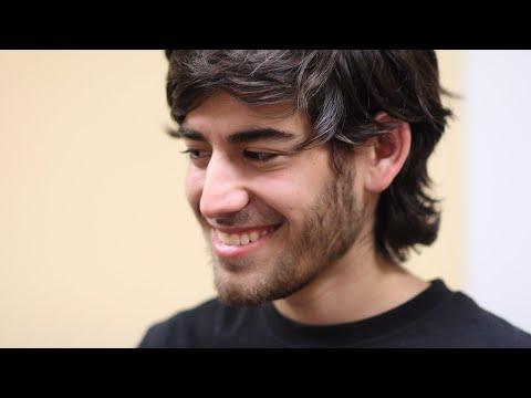 Hommage à Aaron Swartz : The Internets Own Boy