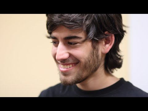 Hommage à Aaron Swartz