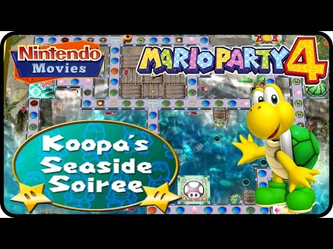 Mario Party 4 - Koopa's Seaside Soiree (Multiplayer)