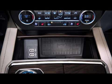 ford expedition  wireless cell phone charger wwwnomorecordscom youtube