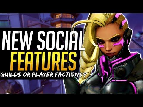 Overwatch NEW SOCIAL FEATURES - Summer Update thumbnail