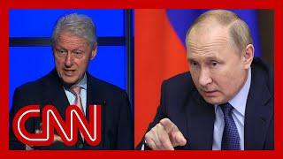Bill Clinton on Putin and Syria