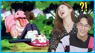 Download lagu Koreans React to PHOTOS that will RUIN your CHILDHOOD!!!