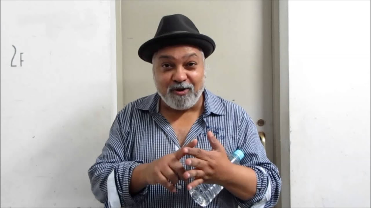 Message from Bluey aka Jean-Paul Maunick of Incognito
