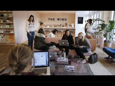 The Wing: An Inside Look at a WomenOnly Workspace