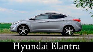 Hyundai Elantra 1.8 vossen cv3 Тест Драйв H Auto смотреть